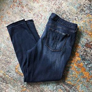 Dark denim Sonoma Skinny jeans size 16